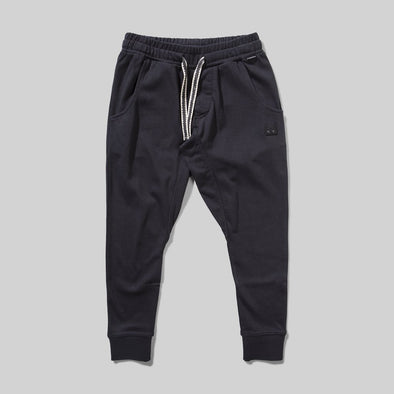 MUNSTERKIDS WEEKDAYS PANT - PIGMENT BLACK