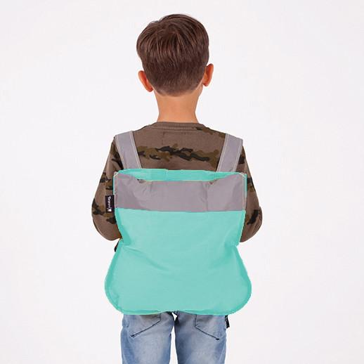 NOTABAG KIDS- MINT | REFLECTIVE