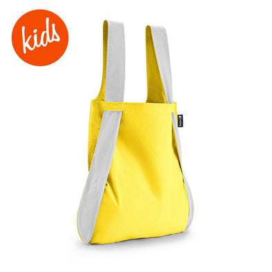 NOTABAG KIDS- YELLOW | REFLECTIVE