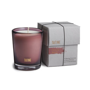 TATINE PEACE ROSE LIMITED EDITION CANDLE | 8 oz