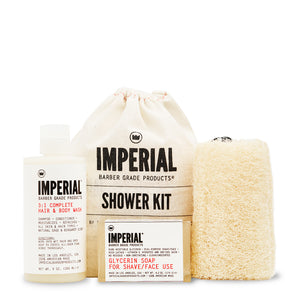 IMPERIAL BARBER SHOWER KIT