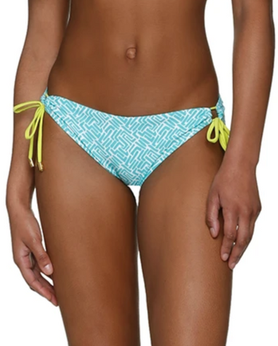 HELEN JON DOUBLE TAB HIPSTER- SUNSET KEY-KIWI