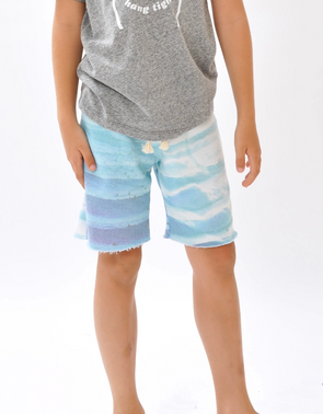 SOL ANGELES KIDS CLOUD BREAK SHORTS