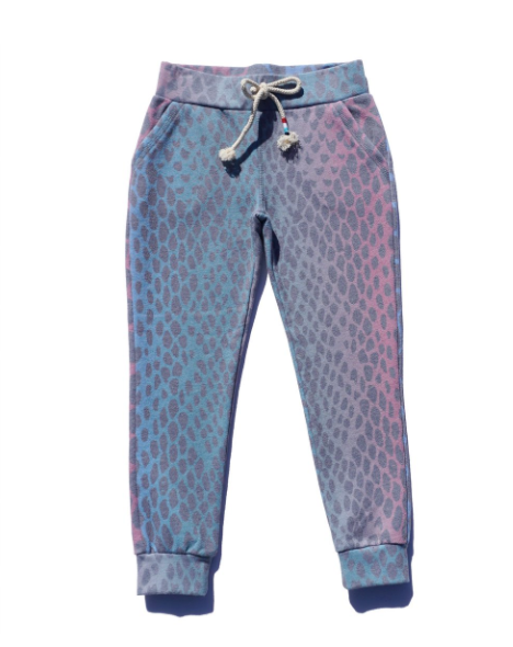 SOL ANGELES KID'S JOGGER - RAINBOW PYTHON