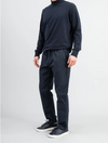 SAVE KHAKI UNITED MEN'S EASY TWILL CHINO- NAVY