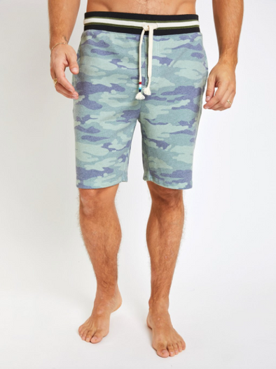 SOL ANGELES MENS CAMO SHORT - CAMO