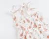 LOUISE MISHA INFANT GIRLS ABHA JUMPSUIT- OFF-WHITE FLOWERS