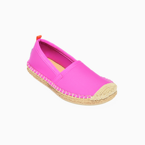 SEA STAR KIDS BEACHCOMBER ESPADRILLE - HOT PINK