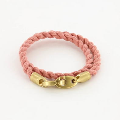 SAILORMADE JOURNEY CANVAS BRACELET- BRETON RED
