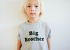 THE BEE & THE FOX KIDS SHIRT- BIG BROTHER