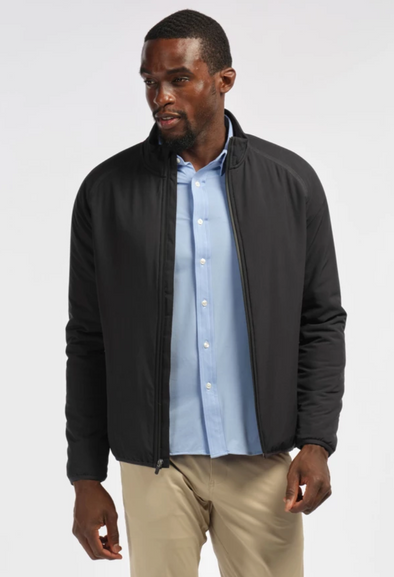 RHONE MIDTOWN JACKET- BLACK