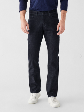 DL1961 PREMIUM DENIM MAN RUSSELL SLIM STRAIGHT- DEEP WATER