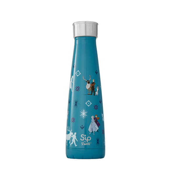 S'IP BY S'WELL WATER BOTTLE- DISNEY FROZEN 2 ADVENTURE