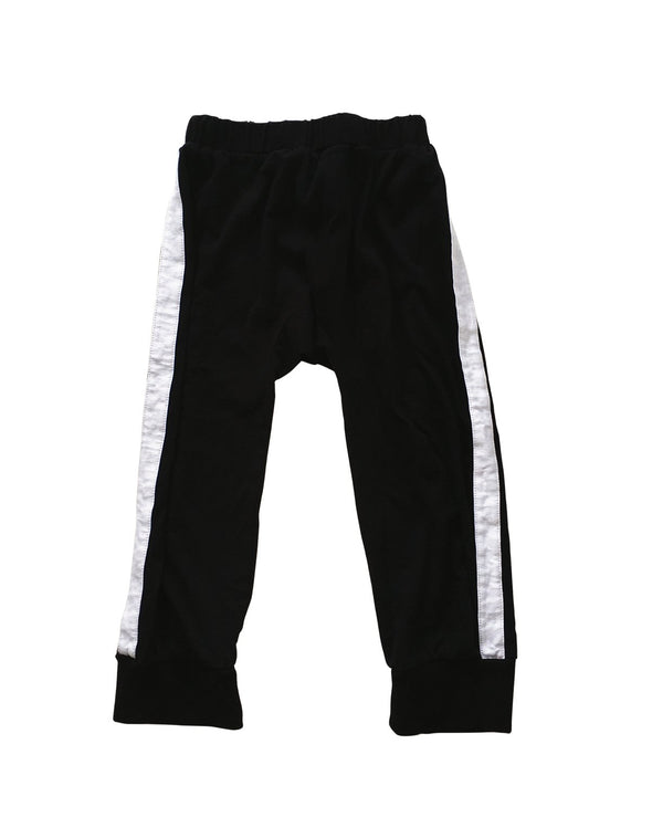 LOVE BUBBY MODERN MINI: STRIPE JOGGER PANT