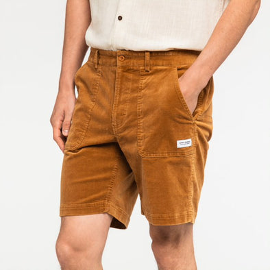 BANKS JOURNAL BIG BEAR WALKSHORT - TOFFEE