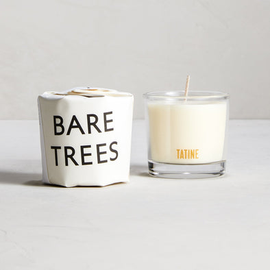 TATINE TISANE- BARE TREES VOTIVE CANDLE | 2oz