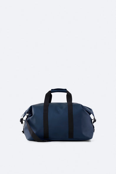 RAINS UNISEX WEEKEND BAG - BLUE