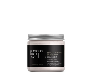 REVERLY HAIR CO. ZEOLITE MINERAL SHINE MASK