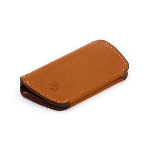 BELLROY KEY COVER- CARAMEL