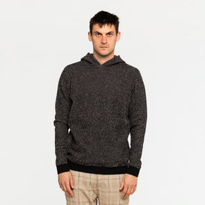 BANKS JOURNAL DECISSIONS FLEECE - BLACK