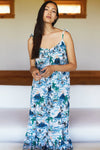 EMERSON FRY INDIA COLLECTION INDIA SUNDRESS- TROPICS
