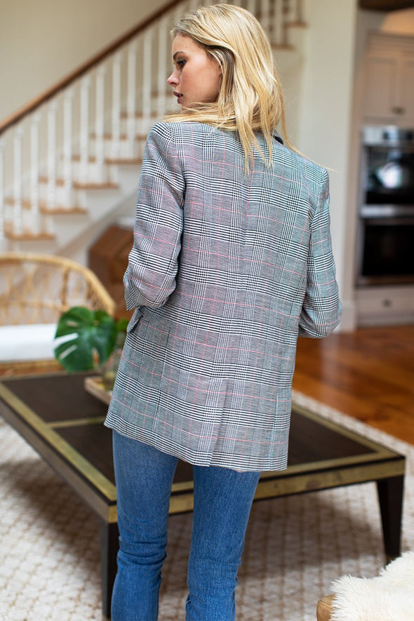 EMERSON FRY LEE JACKET - PLAID