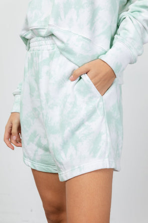 RAILS WOMENS JANE SHORT- MINT TIE DYE