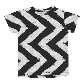 MOI T-SHIRT- URBAN STRIPES