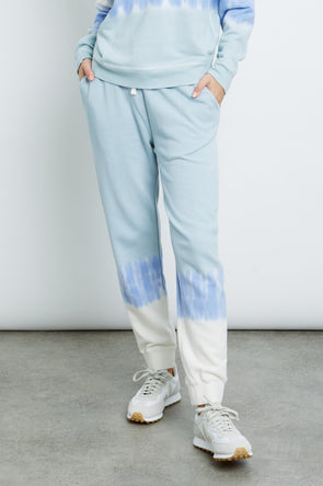 RAILS WOMEN'S OKLAND SWEATPANTS - OCEAN TIE DYE