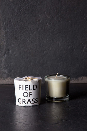 TATINE TISANE- FIELD OF GRASS VOTIVE CANDLE | 2oz