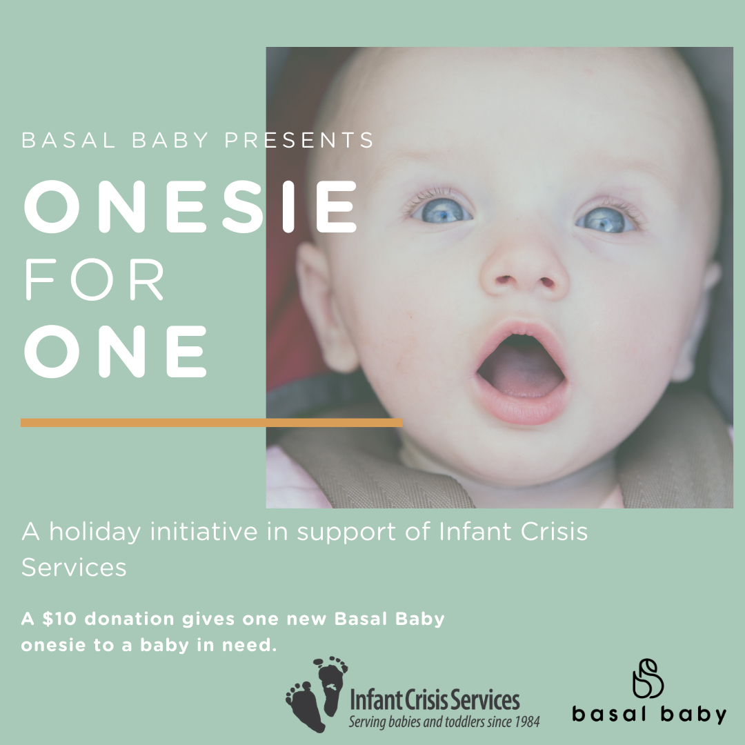 Onesie for One Donation