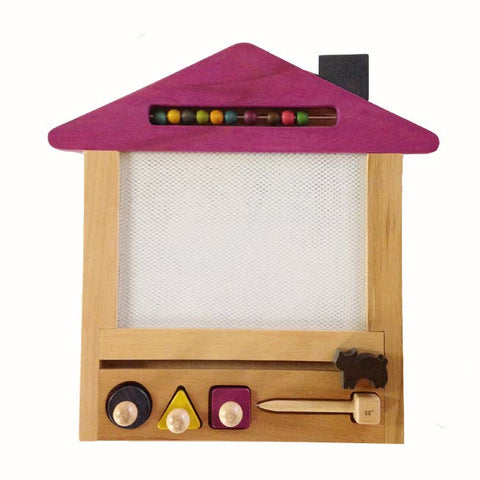 Wooden Magic Drawing Board