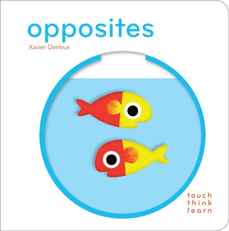 Think Touch Learn Opposites Book