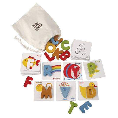 Alphabet Match + Play Set