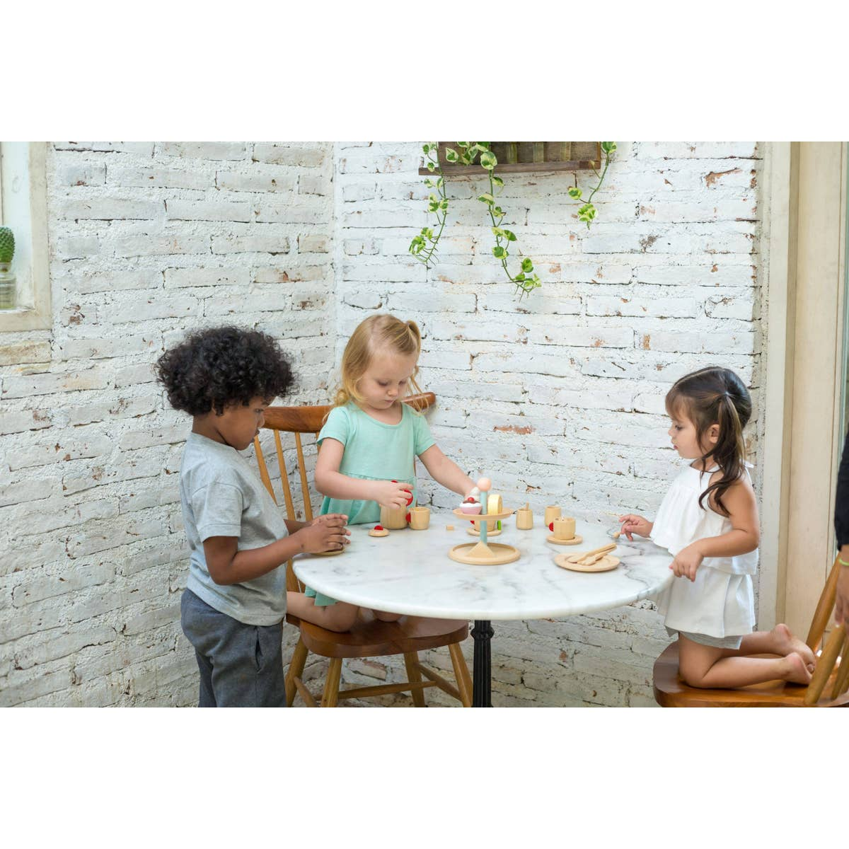 Bakery Stand Play Set