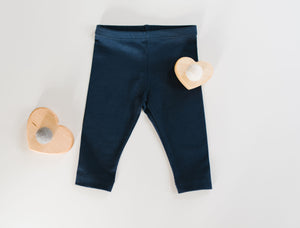 Favorite Organic Leggings - Navy