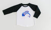 Fairytale Fish Baseball Tee