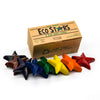 Eco Stars Crayons - Box of 8 - Solid