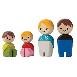 Plan Toys Family Set