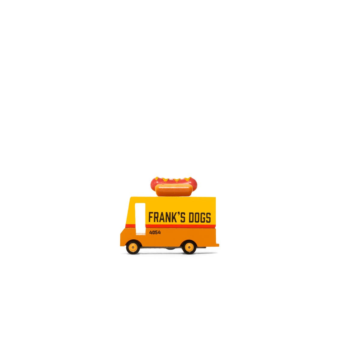 Mini Hot Dog Truck