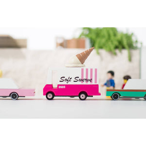 Mini Ice Cream Truck