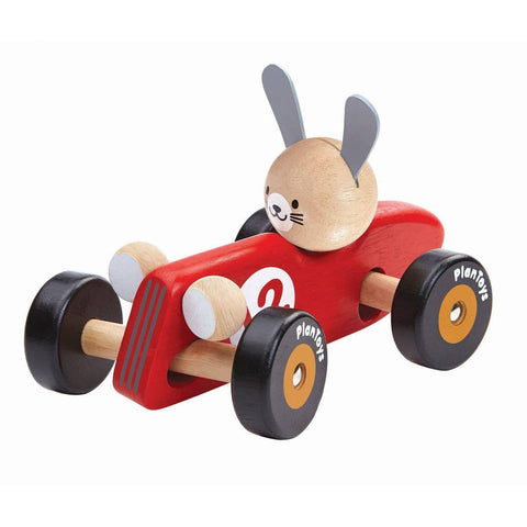 Rabbit Racer Toy Car