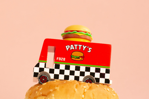 Mini Hamburger Truck