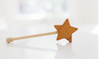 Cherry Wood Star Wand