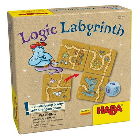 Logic Labyrinth Game