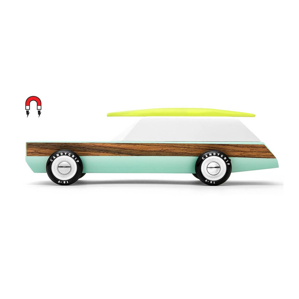 Woodie Redux + Surfboard