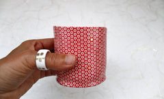 Marry Me? - Proposal in a small cup -