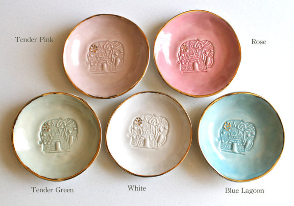Personalized Ceramic Heart Dish- Personalized Dish - Pottery Favors-Wedding favors dish-Bridesmaid favor- Customized Ring Holder-