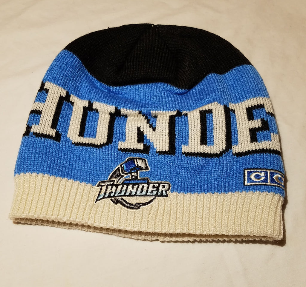 Wichita Thunder CCM Knit Beanie