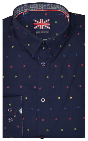 SOUL OF LONDON SPORT SHIRT